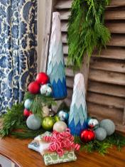 Easy Diy Holiday Centerpieces Decorating