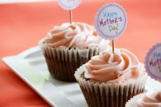 Edible Moments Mothers Day Cupcakes Diy Cupcake