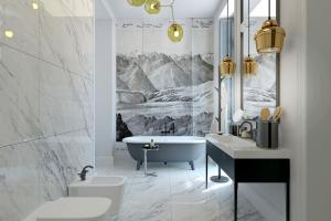 Elegant Bathroom Decor Ideas Which Show Classic