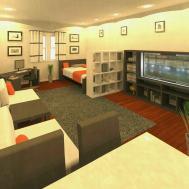 Elegant College Apartment Decorating Ideas Men Creative