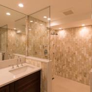 Elegant Master Bathroom Ideas Tile Showcase