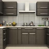Elegant Modular Homes Prefab Cabinets Kitchen Interior