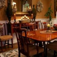 Elegant Room Decor Cozy Dining Ideas