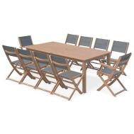 Emejing Grande Table Salon Jardin Design Trends