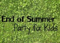 End Summer Theme Party Lovetoknow Invitations Ideas