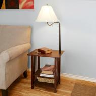 End Tables Designs Lamps Extraordinary