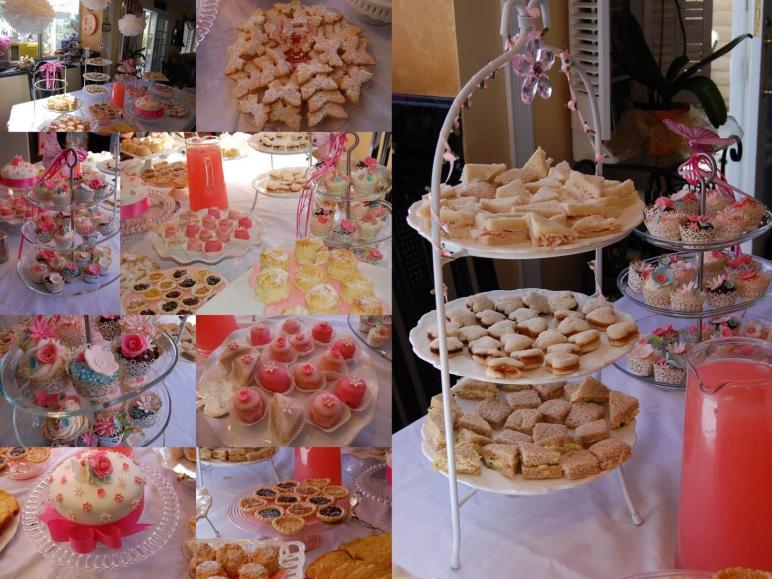 English Rose Teas Little Princess Tea Party