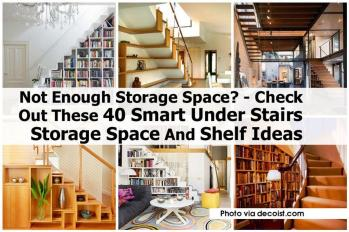 Enough Storage Space Check Out These Smart Under