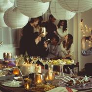 Entertaining Standing Dinner Party Menu Made