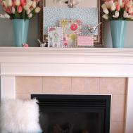 Epic Easter Mantel Decorating Ideas Trends Design
