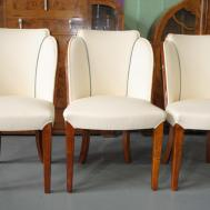 Epstein Dining Table Cloud Back Chairs Fiddle