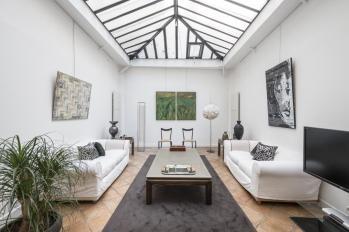 Espaces Atypiques Paris Loft Terrasse Maison Architecte