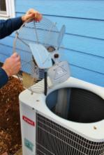 Essential Maintenance Air Conditioning Unit
