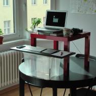 Euro Diy Standing Desk Conversion Hack