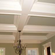 Everyday Exceptional Painted Ceilings Beams