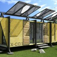 Examples Energy Efficient Container Homes
