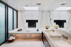Excellent Ideas Bathroom Decorating Skylight