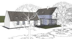 Existing Cottage Renovation Extension Rathcormac