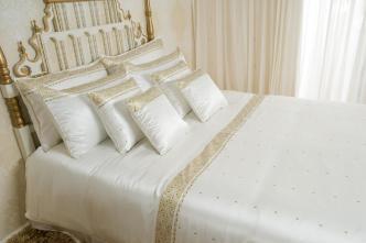 Exotic Bed Linen Between Sheets