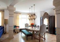 Exotic Exquisite Ways Give Dining Room