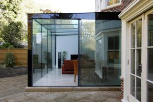 Expert Advice Planning Modern Glass Extension Your