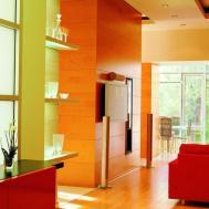 Eye Design Citrus Colored Interiors