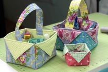 Fabric Box Basket Diy Sewing Tutorial
