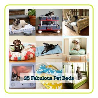 Fabulous Diy Pet Bed Ideas Part Cottage Market