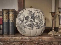 Fabulous Ways Decoupage Pumpkins Diy Network Blog