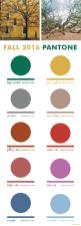 Fall 2016 Pantone Colors Chart Erika Firm