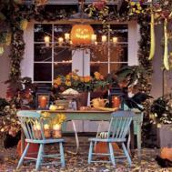 Fall Decorations Photos