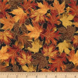 Fall Fabric Discounted Designer