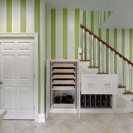 Family Foyers Entryways Stairs Bowa Ste Mclean