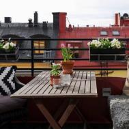 Fantastic Loft Apartment Eclectic Retro Interior Design