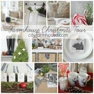 Farmhouse Christmas Tour Part City