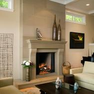Fascinating Fireplace Designs Iroonie