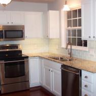 Faux Painted Kitchen Backsplash Home Design Ideas
