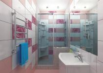 Feminine Bathroom Interior Design Ideas