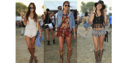 Festival Fashion Outfit Ideas 2015