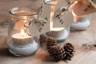 Few Easy Make Diy Candle Holders