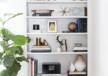 Finds Shelf Styling Room Tuesday Blog