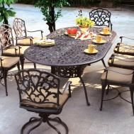 Fire Pit Dining Table Set Patio Designs Small Spaces