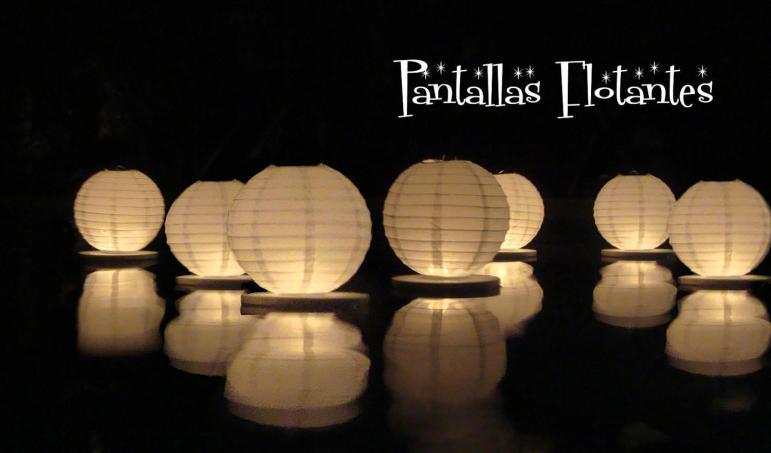 Floating Paper Lanterns Pack
