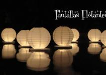 Floating Paper Lanterns Pack