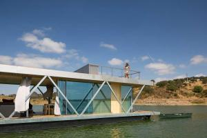 Floatwing Modular Floating House Portugal Friday