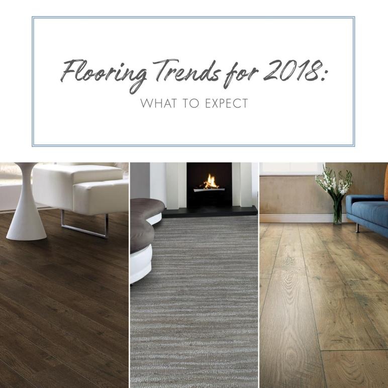 Flooring Trends 2018 Expect