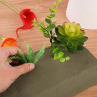 Floral Foam Brick Block Dry Fresh Flowers Ideal Holder