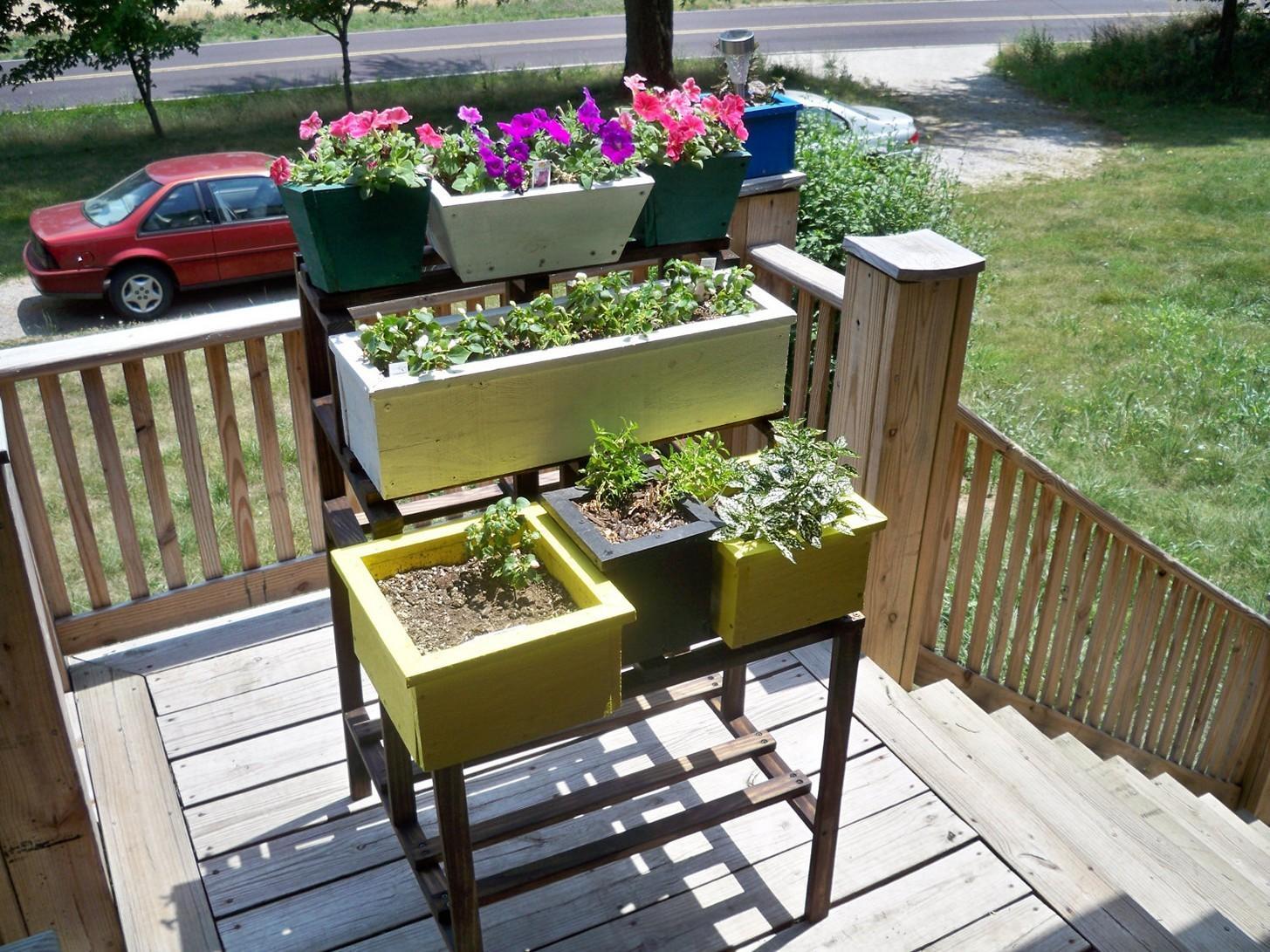 Flower Box Ideas Balcony Windows Indoor Front Yard Decoratorist 139396