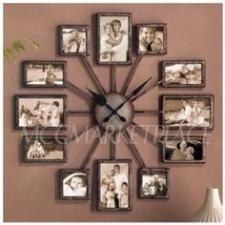 Frames Brown Collage Dark