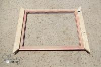 Frames Make Metal Frame